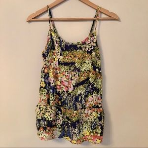 🔆FREE w/ BUNDLE Old Navy Floral Tank